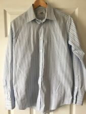 100% Authentic Hermes Mens Shirt Made In France 38/15 (100% Cotton)