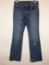 Harley Davidson Jeans Size 2 Long Women's Boot Cut Medium Wash Blue Denim 2L