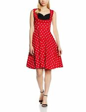 Lindy Bop Plus Size Spotted Dresses for Women