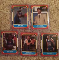2001-02 Fleer Platinum Rookie Lot (5)- Shane Battier Troy Murphy Ford Collins ++