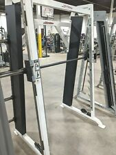 Life Fitness Pro1 SMITH MACHINE Plate Loaded Squat Exercise Gym