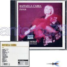 """RAFFAELLA CARRA' """"EXITOS"""" CD IN SPAGNOLO - MESSICO"""