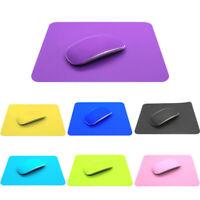 1Pcs Non-slip Soft Silicone Mice Pad Mat Mousepad for Laptop Computer