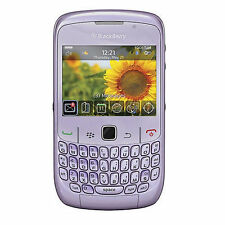 Blackberry Curve 8520 Unlocked GSM OS 5.0 Smartphone - Lavender