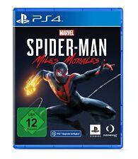 Marvel's Spider-Man: Miles Morales  für Sony Play Station 4 - neu und ovp