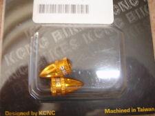 KCNC Valve Caps, AV, NEW