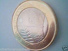 5 euro 2013 fdc FINLANDIA Finland FINLANDE Finnland Savonia castello di Olaf