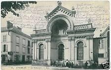 CARTOLINA d'Epoca: JUDAICA postcard : EPERNAY - FRANCE