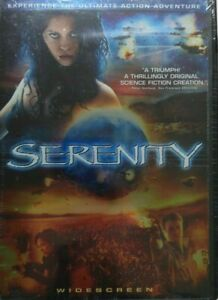 New Sealed SERENITY Widescreen 2005 DVD