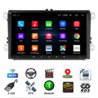 "Car Radio Stereo GPS 9"" Android 8.1 MP5 Player for VW GOLF PASSAT POLO Jetta"