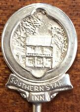 Southern star inn - goulburn oldest hotel established 1855 souvenir spoon .925