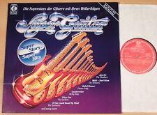 SUPER GUITAR - Super Stars / Super Hits (K-TEL 1982 / Shadows, Surfaris / LP m-)