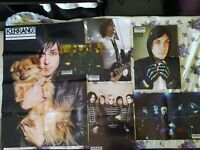 MY CHEMICAL ROMANCE Collection of Posters Nu Metal Korn
