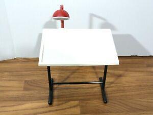 Retired American Girl Drafting Desk Art Tilting Table