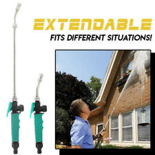 High Pressure Power Washer Water Spray Gun Nozzle For Car Pet Garden Hose Tool