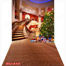 Christmas10'x20'Computer/Digital Vinyl Scenic Photo Backdrop Background SU410B88