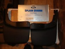 NOS NEW FORD EXPEDITION XLT front splash guards F75Z-16A550-AA