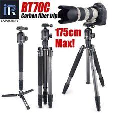 RT70C Carbon Fiber tripod monopod for professional digital dslr camera telephoto