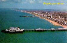 Brighton Sussex  aerial view