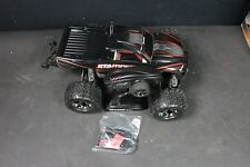 TRAXXAS 67086 BRUSHLESS STAMPEDE 4X4 TQI 2.4 W BATTERY & CHARGER BLACK 24