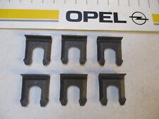 Opel Astra F/G/H - Corsa A/B - Sicherung f. Bremsschlauch 6 Stk. (Original-Opel)