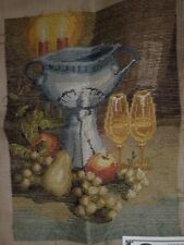 TRAMME TAPESTRY Fruit and Jug - Queen Adelaide No 266