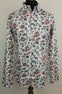 Replay Floral shirt size UK M