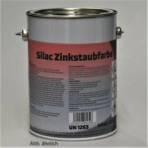 Silac Zinkstaubfarbe M >91% Metallanteil im Trockenfilm - 400°C Hitzebeständig