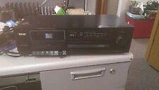 TEAC V-250 Stereo Cassette Deck Player 1 Touch Recorder KS-108