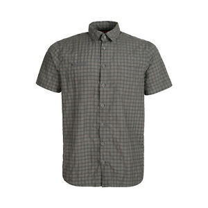 Mammut Herren Wander Hemd, Wanderhemd, Lenni Shirt Men, Gr: M