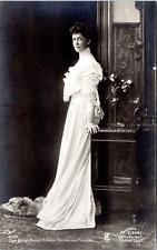 Prinzess Heinrich von Preussen  Vintage silver print. Irène-Louise-Marie-Anne