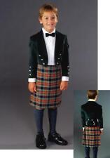 Folkwear Child's Scottish Kilt & Jacket Kids #154 Sewing Pattern (Pattern Only)