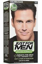Just for Men Hair Colour Original Formula Real Black H55 X2