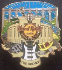 2017 Hard Rock Cafe New York Yankee Stadium The Bronx/Zoo/Musical Theme Pin