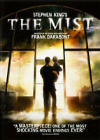 The Mist (2007 Thomas Jane) (Stephen King's) (Color Version) DVD NEW