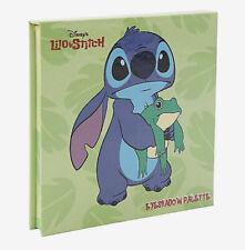 Disney Lilo And Stitch Frog 12 Shade Eyeshadow Palette And Interior Mirror