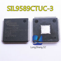1PCS SII9589CTUC SIL9589CTUC-3  SI19589CTUC QFP NEW