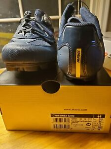 Mavic Crossmax Elite Carbon Cycling Shoe size 44