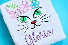 Personalised unicorn towel, unicorn towels, childrens towel, personalised bath