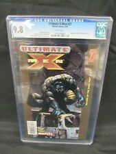 Ultimate X-Men #27 (2003) Magneto / Sabretooth Appears CGC 9.8 White Pages C866