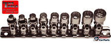 "9 Piece 1/4""Drive Universal Sockets T&E Tools 92809"
