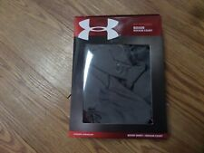 bnip-Under Armour boxer  short-graphite gray-size  small-28-29