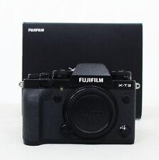 """# Fujifilm X-T3 26.1MP Digital Camera - Black """"Mint"""" (DISPLAY MODEL)"""