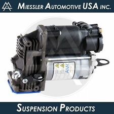 Mercedes S-Class W221 2007-2013 OEM NEW Air Suspension Compressor & Relay Kit