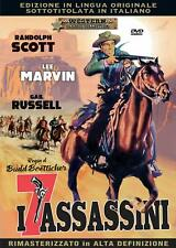 I Sette Assassini (Versione Originale Con Sottotitoli) DVD A & R PRODUCTIONS