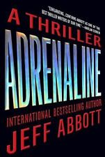 Adrenaline (The Sam Capra series) - Acceptable - Abbott, Jeff - Hardcover