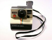 RARE VINTAGE POLAROID 1000 LAND CAMERA  ( Instant Camera ) WORKING !!