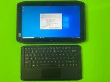 Motion Computing R12 Tablet - i5-4210Y CPU✔8GB RAM✔256GB SSD✔BT KEYBOARD✔WIN 10