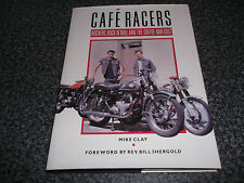 Book. Cafe Racers. Rockers, Rock 'N' Roll & The Coffee-Bar Cult. Motorcycles.