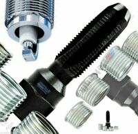 Spark Plug  Rethread Kit  Reamer Tap Thread Repair  M14 Cylinder Head Helicoil